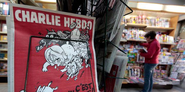 Attaque contre Charlie Hebdo, la police a arrêté trois
