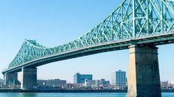 Carambolage sur le pont