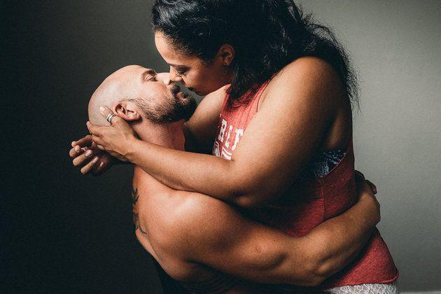 10 photos de couples de style boudoir qui font monter le
