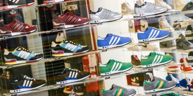 Couillard trouve les propos du gérant d'Adidas