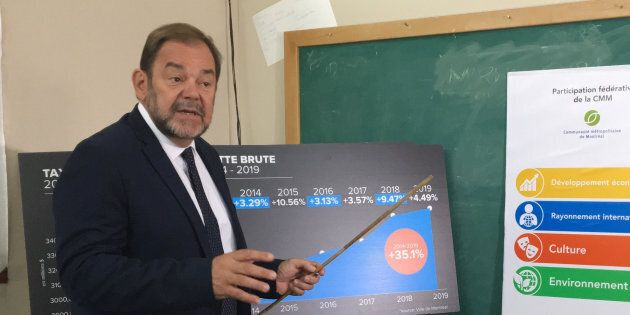 Coalition Montréal perd son candidat à la