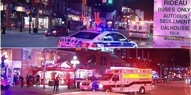 Six personnes blessées au couteau dans le marché By à