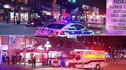 Six personnes poignardées dans le marché By à