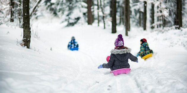 Les prévisions météo pour l'hiver canadien prévoient beaucoup de neige et des bouffées