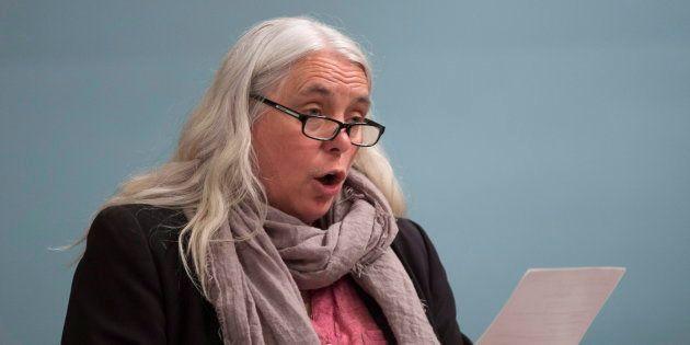 Manon Massé veut s'asseoir avec Gerry Sklavounos pour lui expliquer la culture du