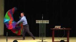 Cette danse réalisée lors d'une conférence anti-gay a vraiment raté son