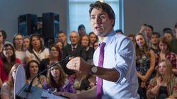 Justin Trudeau doit sa victoire majoritaire aux
