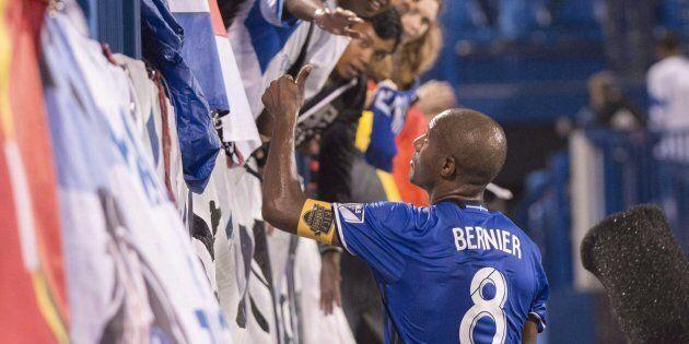 Rétrospective de la carrière du capitaine de l'Impact de Montréal Patrice Bernier en sept