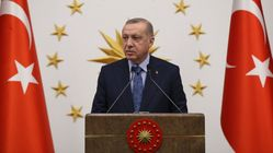 Ερντογάν: Η Ευρώπη βρίσκεται σε ειρήνη χάρη στην
