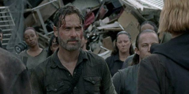 «The Walking Dead» saison 8 épisode 6: Le résumé de «Le Roi, la veuve et Rick» (ATTENTION