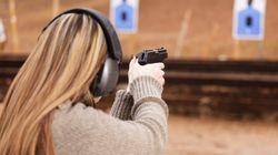 Trois millions d'Américains portent une arme chargée chaque