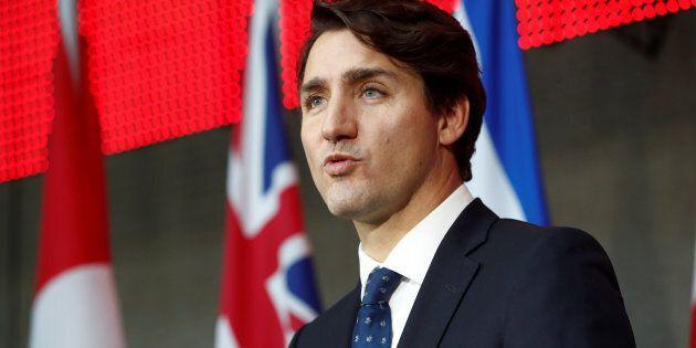Justin Trudeau fait la cour à Amazon pour attirer son siège social au
