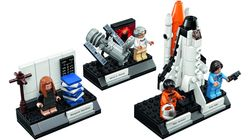 Ces quatre nouvelles figurines Lego sont de célèbres femmes de la