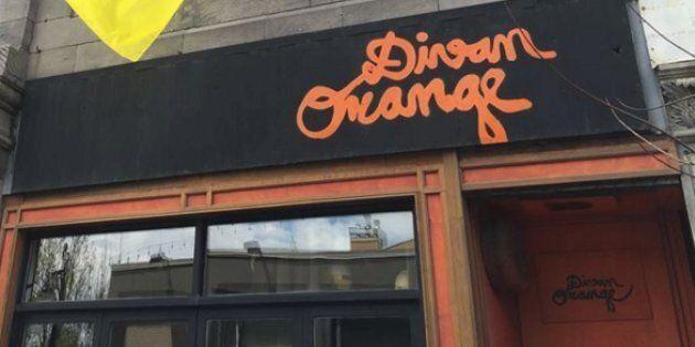 Le Divan Orange ferme officiellement ses