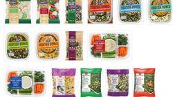Des produits dérivés de légumes potentiellement infectés rappelés au