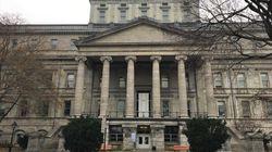 Les juges en chef veulent sauver l'ancien palais de justice de