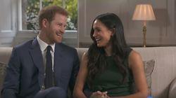 Prince Harry et Meghan Markle: la demande en mariage était «très