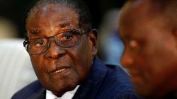 L'OMS annule la nomination du président Mugabe comme ambassadeur de bonne