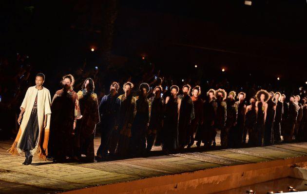 Ces femmes artisanes ont collaboré avec Dior pour son défilé croisière à