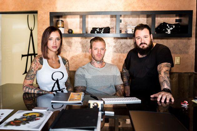 Le réputé tatoueur international Oly Anger ouvre son deuxième shop à