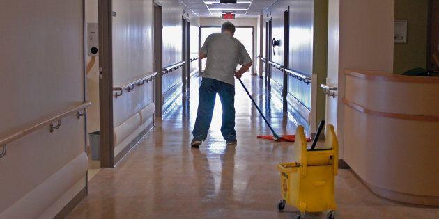 La grève de 6000 employés d'entretien ménager a finalement a pu être