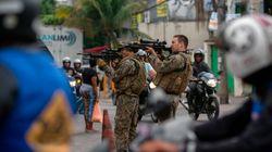 Βραζιλία: Ρεκόρ νεκρών πολιτών από επιχειρήσεις της αστυνομίας στο Ρίο ντε Τζανέιρο από την αρχή του