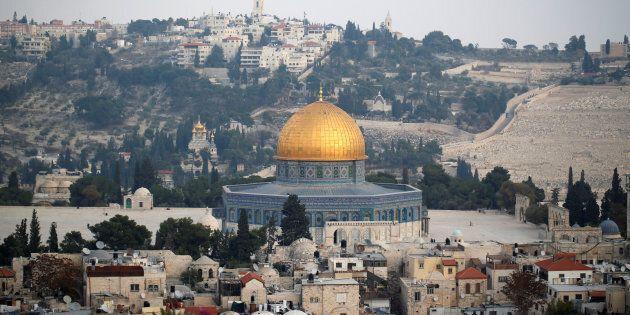 Trump reconnaît Jérusalem comme capitale