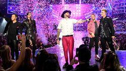 Les Backstreet Boys de retour en résidence à Las