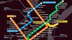 Et si les stations de métro étaient