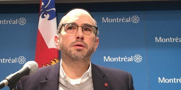 L'opposition veut questionner le nouveau chef du SPVM au conseil