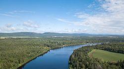 Débordement de rivières dans la région de Québec: une quinzaine