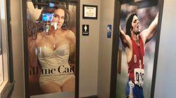 L'initiative de mauvais goût d'un restaurant texan pour indiquer ses toilettes