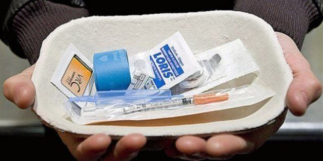 Toronto approuve trois centres d'injection