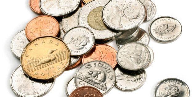 argent canadien,