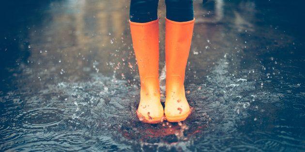 Pluie prévue pour dimanche et lundi: des rivières sont