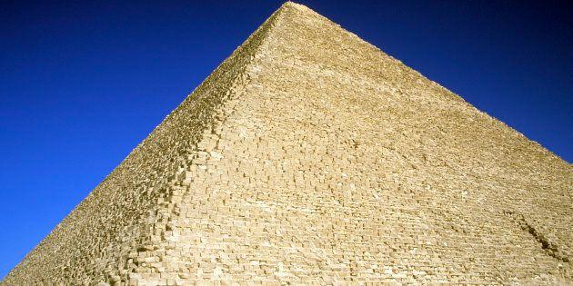 Polémique autour de la «découverte» d'une immense cavité dans la pyramide de