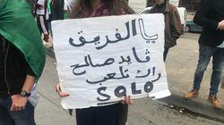 11e vendredi à Alger: une mobilisation en baisse, un humour