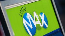 Un gros lot de 60 M$ pour le Lotto Max de