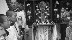 La relique de Saint-François-Xavier, son avant-bras droit, au Canada en