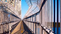 Le pont Jacques-Cartier fermé aux cyclistes et aux piétons pour