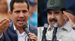 Tra Guaidò e Maduro arriva la telefonata