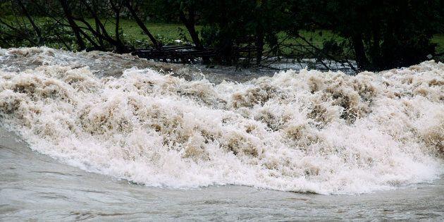 Certaines rivières pourraient sortir de leur