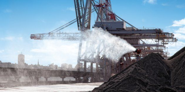 Qualité de l'air à Québec: la controverse autour des poussières métalliques rayonne jusqu'en