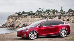 Tesla Model X 60D : une version encore plus