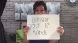 Le message de Josée Boudreault après son AVC