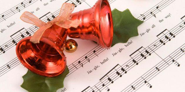 La musique de Noël peut être drainante