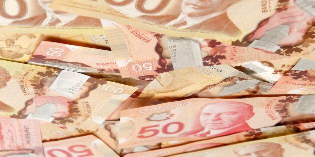 Les Canadiens du 1 % ont empoché 11,2% des revenus générés au pays en