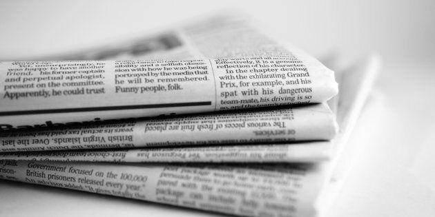 Deux responsables d'une publication torontoise accusés pour des propos