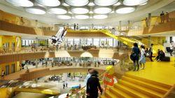 Le futur siège social de Lego ressemble à une salle de jeu géante