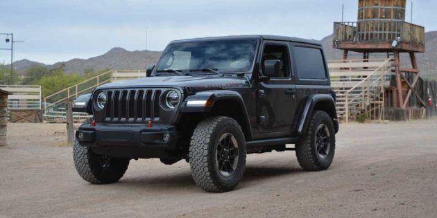 Les 5 points à retenir au sujet du nouveau Jeep Wrangler